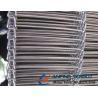 Buy cheap AISI304, AISI316 Rod Work Ladder Belt, Single Loop Edge & Double Loop Edge from wholesalers