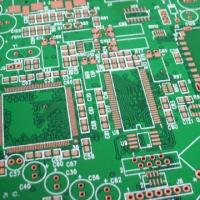 Wholesale FR-4 ENIG / OSP / Immersion Silver PCB Prototype Service , 2 Layer PCB from china suppliers