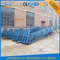 Quality Adjustable Warehouse Container Loading Ramps for sale