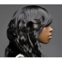 Wholesale Wavy Weave Brazilian Peruvian Virgin Malaysian Hair Black Loose Wave Hair from china suppliers
