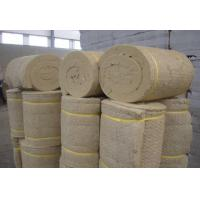 Wholesale Stone Rock Wool Blanket With Aluminum Foil Cover from china suppliers