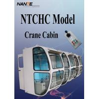 Wholesale Well equipped NTCHC Model Crane Cabin With Botton Window DIY Color from china suppliers