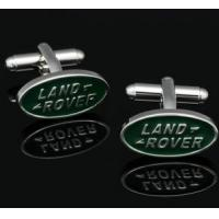 Wholesale wholesale LAND ROVER Logo cuff link from china suppliers