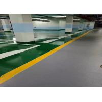 Wholesale Anti static Industrial Floor Paint  For The Car Parking , Industrial Floor from china suppliers