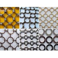 Buy cheap Ring Mesh Curtain from wholesalers