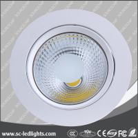 New led light White round China ce roundish ceiling light chip on board