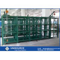 Wholesale Structural Carbon Steel Heavy Duty Warehouse Racks For 100% Pull Out Shelving Solution from china suppliers