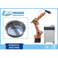 Wholesale Industrial Welding Robots Laser Welding Robot Machine for Stainless Steel Hot Pot Pan from china suppliers
