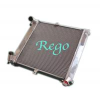 Wholesale Custom All Aluminum Car Radiators for MAZDA RX7 Ser5 1989-1991 MANUAL from china suppliers