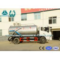 Quality Manual Fast Cleanning Energy Saving Sewage Suction Trucks With Vacuum Pump for sale