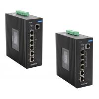Wholesale Unmanaged 6 Ports 120W High Power Ethernet Gigabit Switch For Ip Cameras from china suppliers