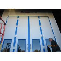 Wholesale Diesel Burner Heating Professional Spray Booth , Truck Paint Booth 20.7M Long from china suppliers