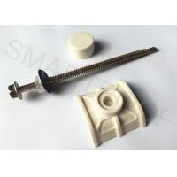 Wholesale Durable Roofing Screw Caps , 1240 mm Corrugated Roof Sheet Fixings from china suppliers