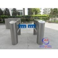 Wholesale Waist height automatic Station Swing Gate Turnstile , Swing Gate Turnstile from china suppliers
