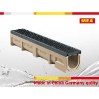 Wholesale MEA Polymer Concrete Drainage Channel ,trench drain channel from china suppliers