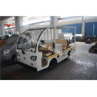Wholesale Semi Convertible Special Purpose Vehicle Double Back Row With Cover from china suppliers