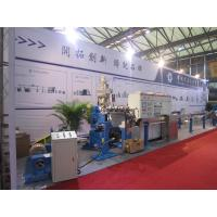 Wholesale Plastic Pipe Extrusion Machine , Automatic Single Screw Plastic Extruder HT-HF-120 from china suppliers