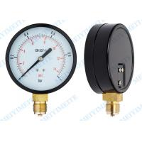 Wholesale 100mm General pressure gauge with 3 screws from china suppliers