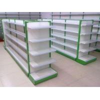 Wholesale Shopping Supermarket Two Sides Shelf  Gondola / Display Shelving from china suppliers