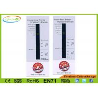 Wholesale High Accuracy Color Changed Room Thermometer Card For Home Care from china suppliers