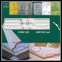 Wholesale Chinese interior decorative gypsum plaster cornice from china suppliers