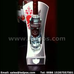 Wholesale Ledpos Smirnoff Metal Bottle Glorifier from china suppliers