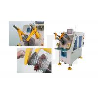 Wholesale High efficiency Motor stator winding inserting machine coil servo CCC Certificate from china suppliers