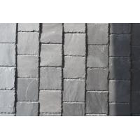 Wholesale Grey Slate Roof Tiles Natural Stone Roofing Slate with Roof Gutter from china suppliers