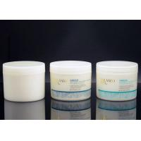 Wholesale Small White Empty Cosmetic Bottles 10 oz Body Cream Jars With Double Wall from china suppliers