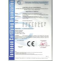 Zhangjiagang shuaifei drink machinery co.,ltd Certifications