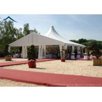 Wholesale White Mixed Wedding Reception Tents 10m* 30m Aluminum Tents For Exhibition from china suppliers
