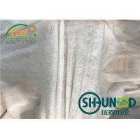 Wholesale Normal Elastic Smooth Polypropylene Spunbond Nonwoven Fabric White from china suppliers