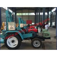 Wholesale 120m Tractor Mounted Water Well Drilling Equipment TDT120 30kw from china suppliers