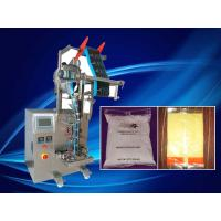 Wholesale High Speed Pesticides Powder Packaging Machine , Washing Powder Packing Machine from china suppliers