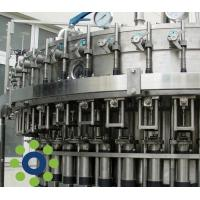 Wholesale PET bottles soda water, energy drinks carbonated beverage filling machine equipment from china suppliers
