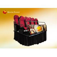 Wholesale Lighting Wind Fog 7D Movie Theater 7D Sinema With Electric system from china suppliers