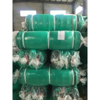 Wholesale Blue / Green Scaffolding Debris Netting , Construction Safety Netting For Scaffolding from china suppliers