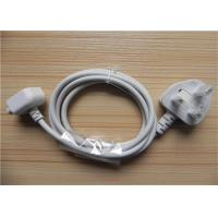 Wholesale White 1.8M Length UK Plug AC Power Cables for Apple MacBook Pro Laptop Adapter from china suppliers