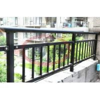 Wholesale Rustproof Fast Assembly Art Steel Porch Fences from china suppliers