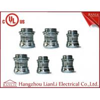"Wholesale Steel Electrical EMT Compression Connector Electro-Gal 1/2"" 3/4"" 1"" from china suppliers"