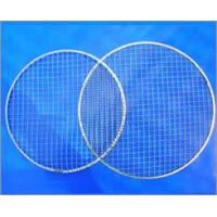 Quality Galvanized Barbecue Grill Mesh Shapes, Sizes And Usage for sale