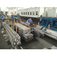 Quality Precision Cold Drawn, Honing and Polishing Piston Rod for engineer machinery for sale