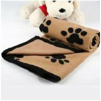 Quality Double-Faced Fleece Blanket for Pet Shoppe (LJ-X93) for sale