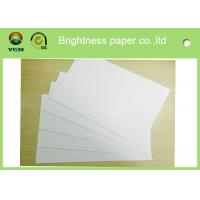 Wholesale A4 Paper Art Cardboard Sheets For Calendar Moistureproof 250gsm / 250um Thick from china suppliers