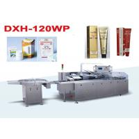 Wholesale Cosmetic Packaging Machine Automatic Carton Box Packing Machine For Hair Creams/ Ointment from china suppliers