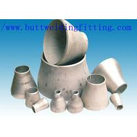 Wholesale Concentric Stainless Steel Reducer Butt Weld Fittings SS904L EN 10216-2 ( P235GH , P265GH ) from china suppliers