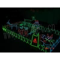 Wholesale christmas neon el wire party decoration,diy children toys lighting from china suppliers