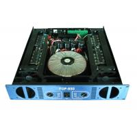 Wholesale Night Club 2 Channel Power Amplifier / Pro Audio Speakers 8Ω from china suppliers