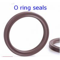 Wholesale OEM Fuel Resistant Molded Rubber Seal Parts Color Optional 20-85 Hardness from china suppliers