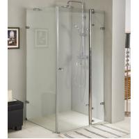 Quality Frameless square shower enclosures,square shower room with S.S. #304 hinge for sale